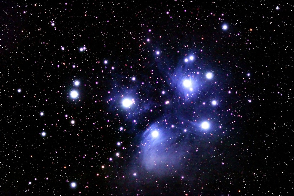 Pleiades Wallpaper (56+ images)